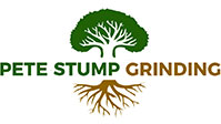 Pete's Stump Grinding Logo